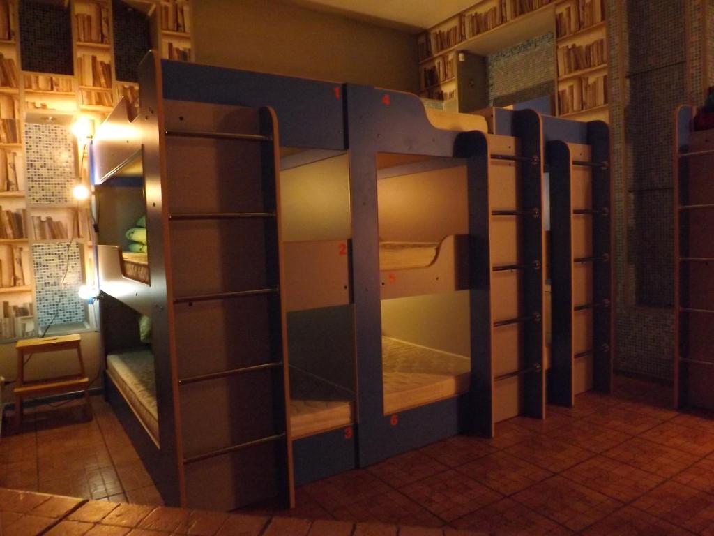 Ванная комната в Хостел Уютное Местечко