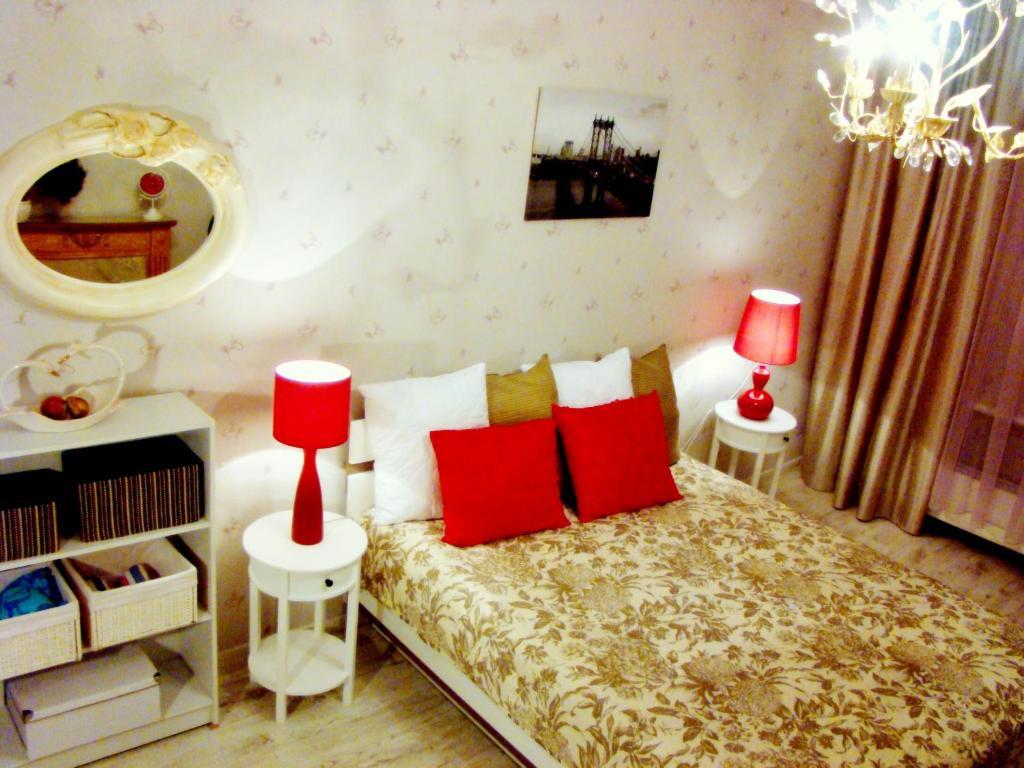 A room at Elegant Apartment
