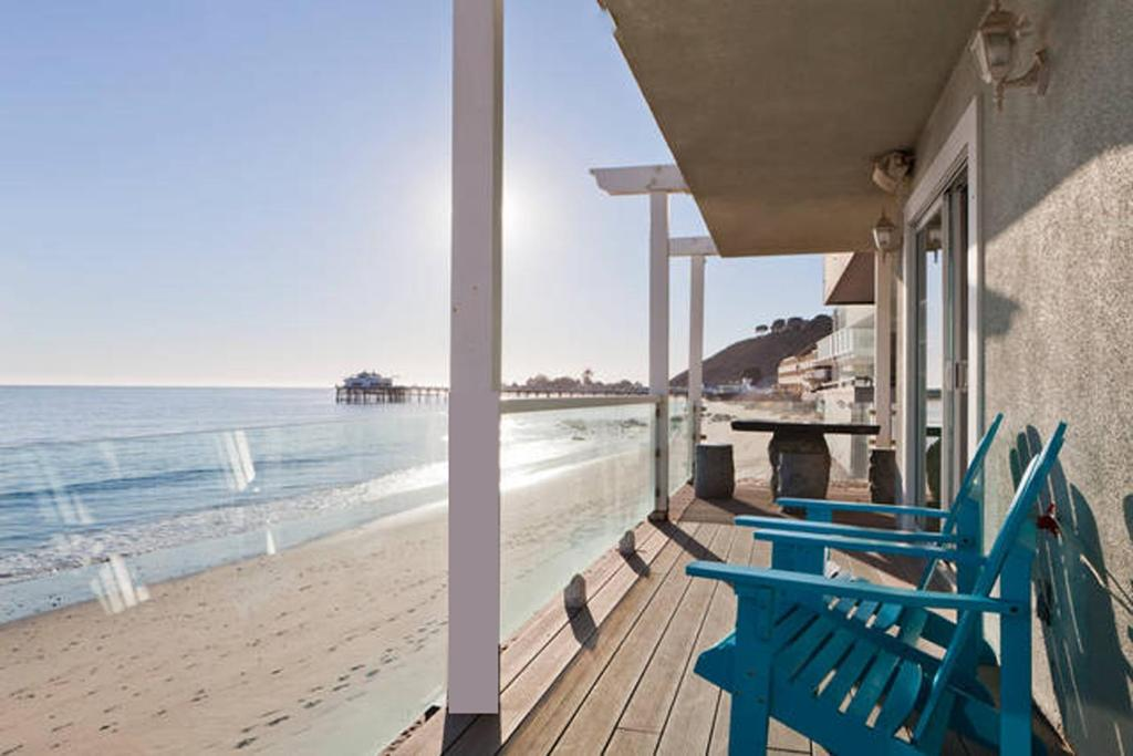 Malibu Private Beach Apartments.