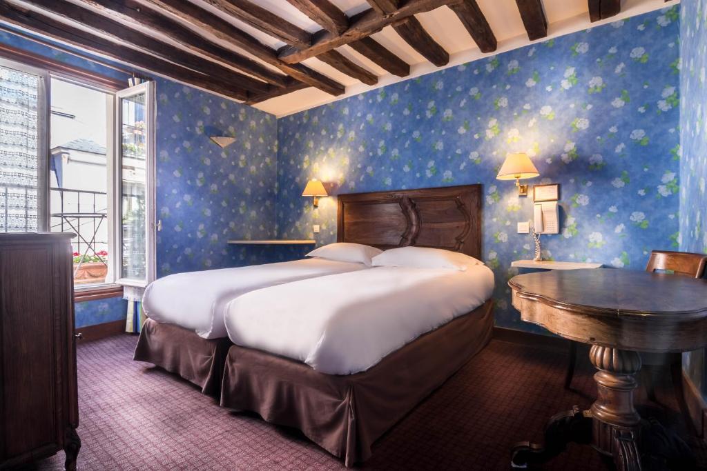 Pokój w obiekcie Hotel du Lys