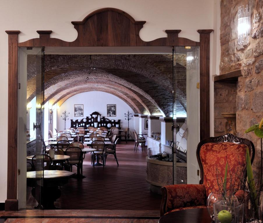 Restoranas ar kita vieta pavalgyti apgyvendinimo įstaigoje Hotel San Marco