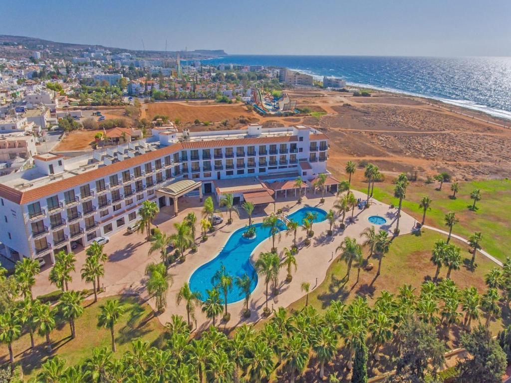Anmaria Beach Hotel с высоты птичьего полета