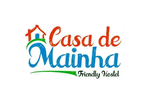 A certificate, award, sign, or other document on display at Casa de Mainha Friendly Hostel