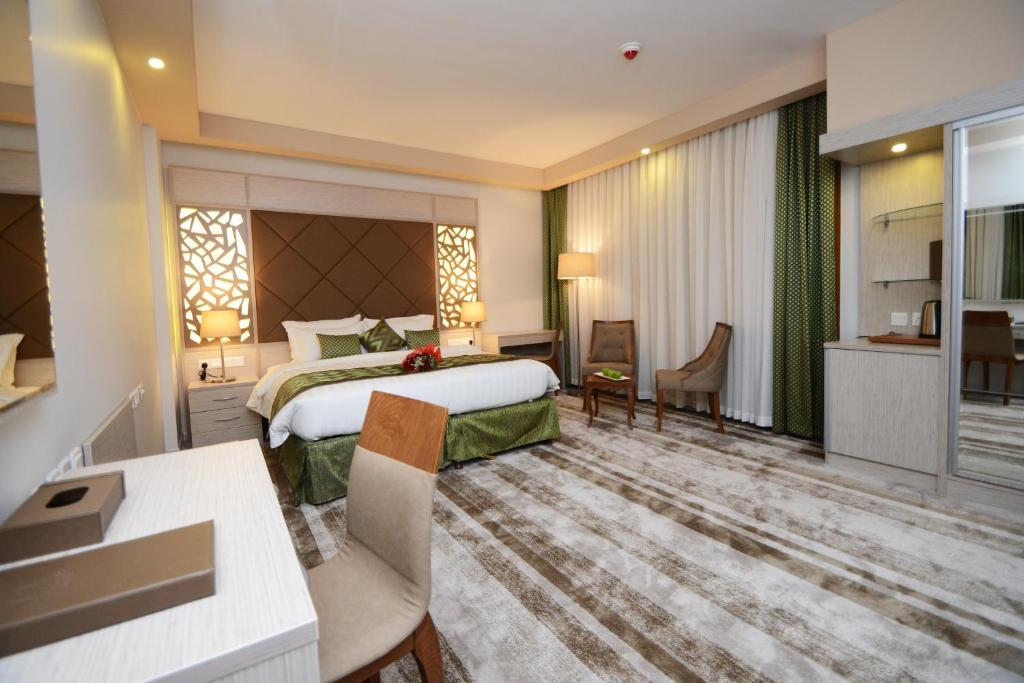 Hébergement de l'établissement Bosphorus Hotel