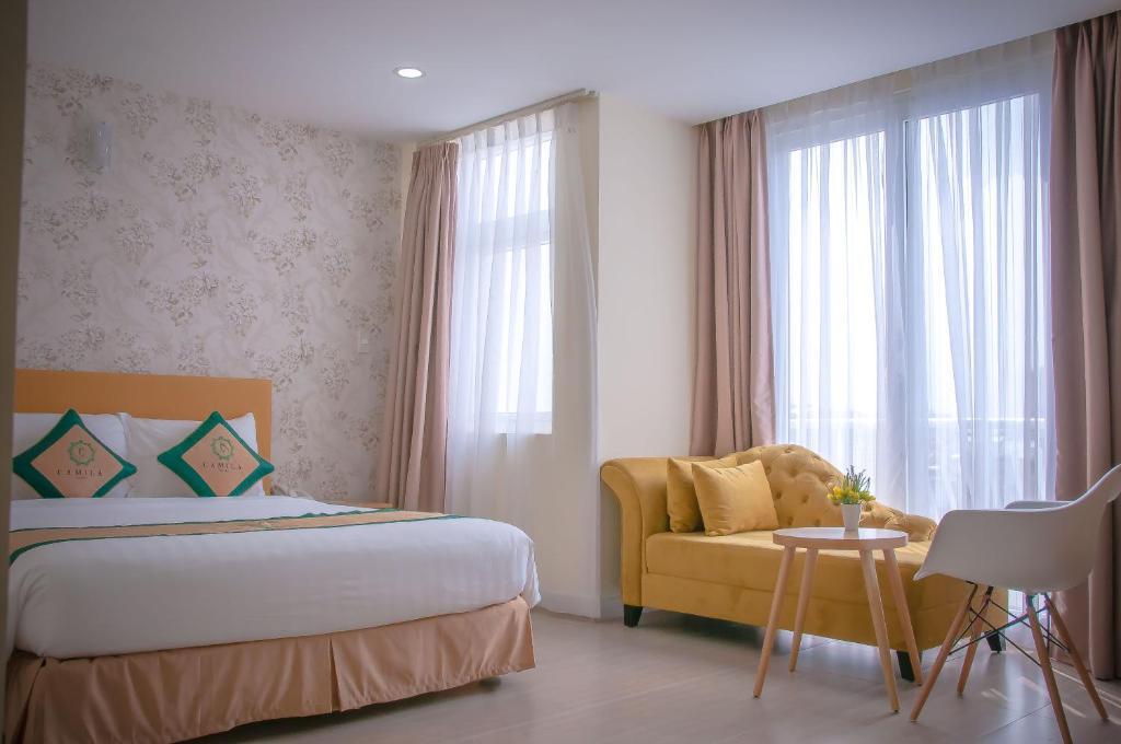 Phòng tại Camila Hotel