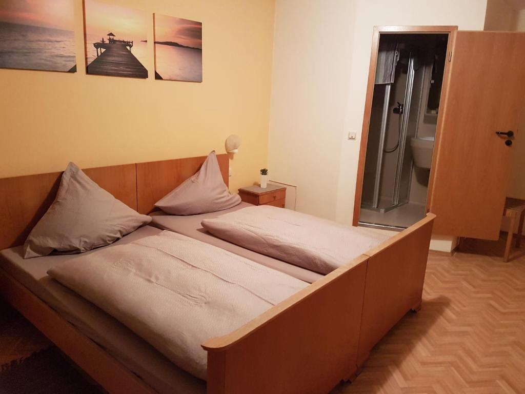A room at Gasthaus Rebstock
