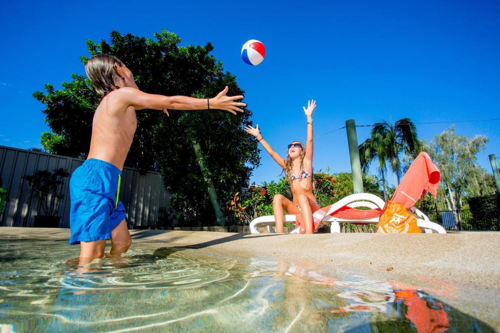 Aire de jeux pour enfants de l'établissement Ingenia Holidays Noosa