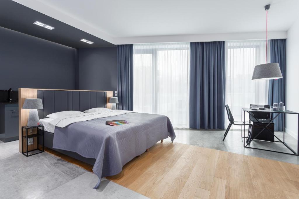 Pokój w obiekcie Apartment Baltiq