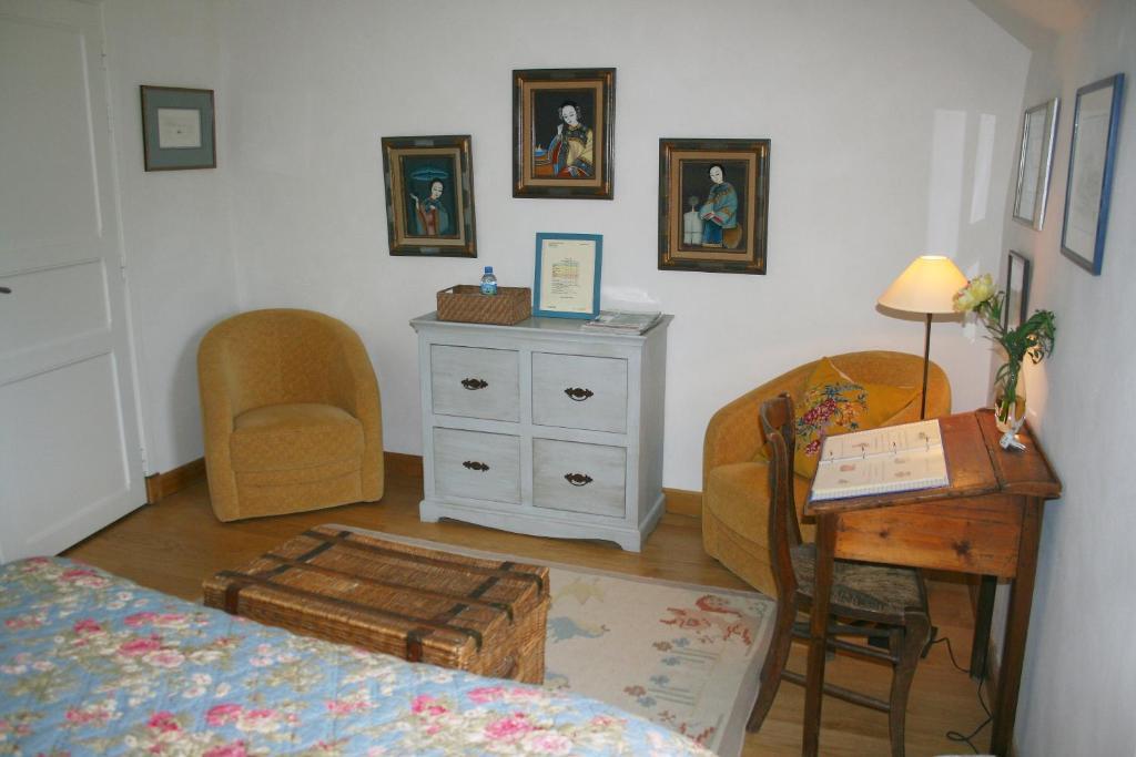 Chambres d'Hôtes du Hameau Les Brunes