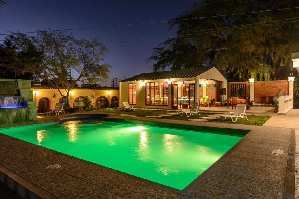 The swimming pool at or near Hotel Fundo San Rafael