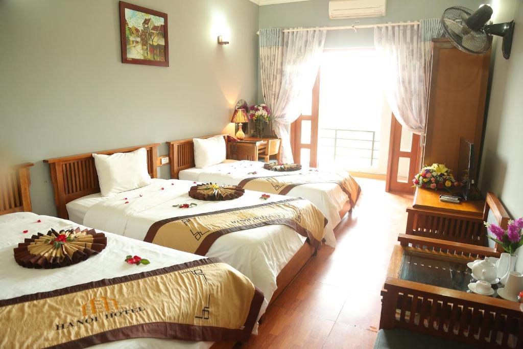 Phòng tại Hanoi Hotel