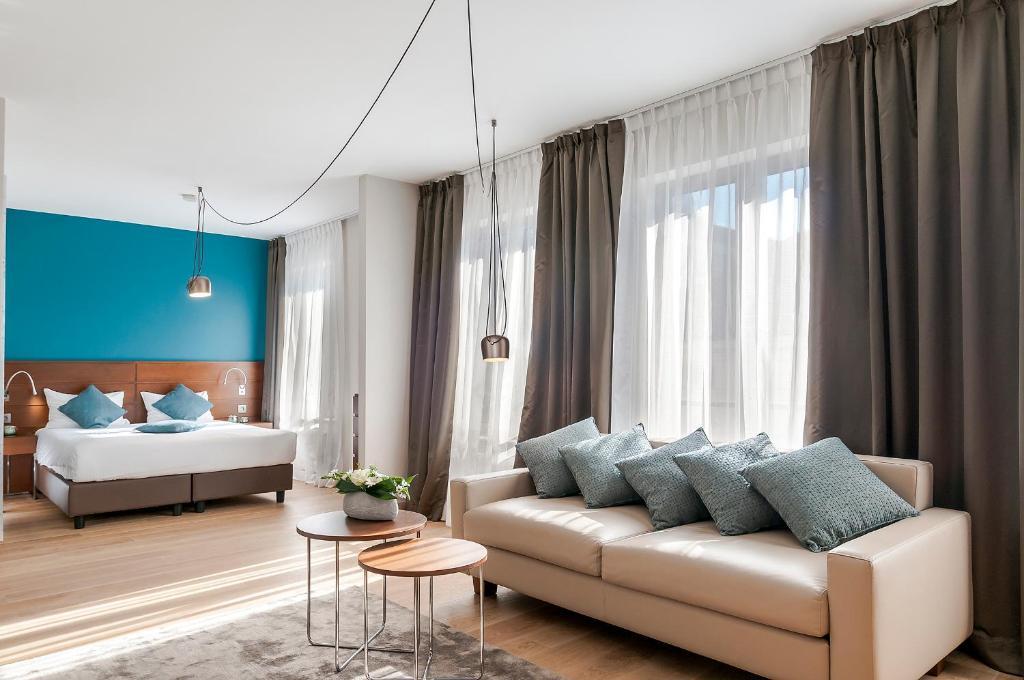A room at Aparthotel Residence Agenda
