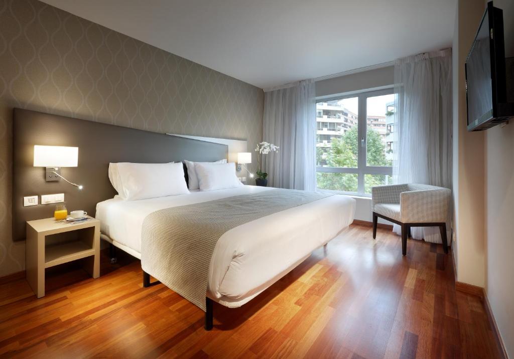 Hotel Exe Zaragoza WTC (España Zaragoza) - Booking.com