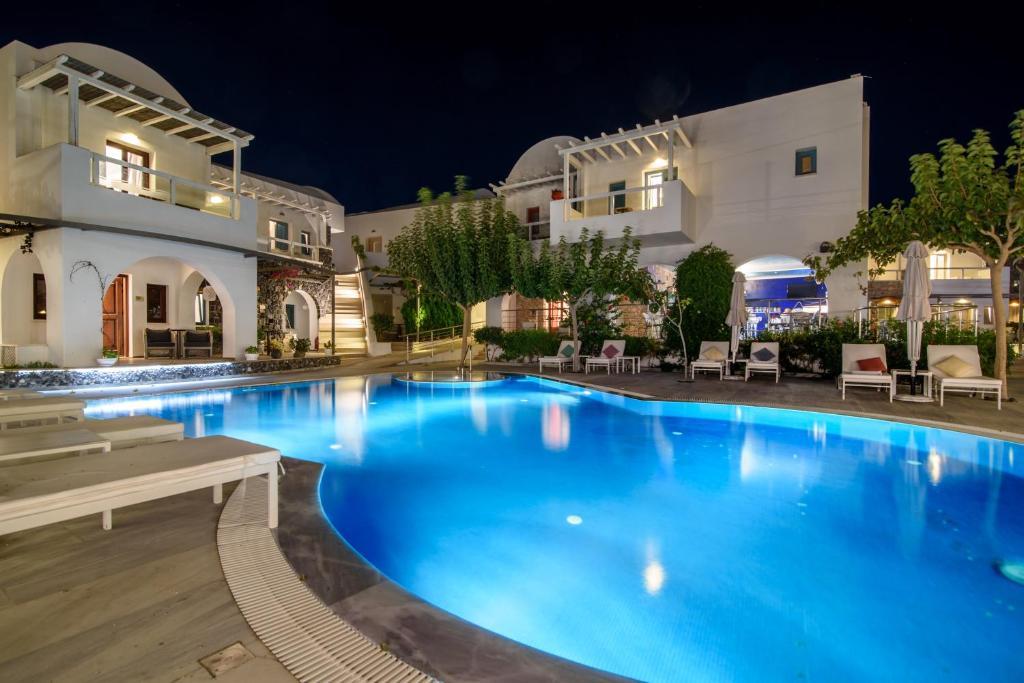 Piscina di La Mer Deluxe Hotel & Spa o nelle vicinanze