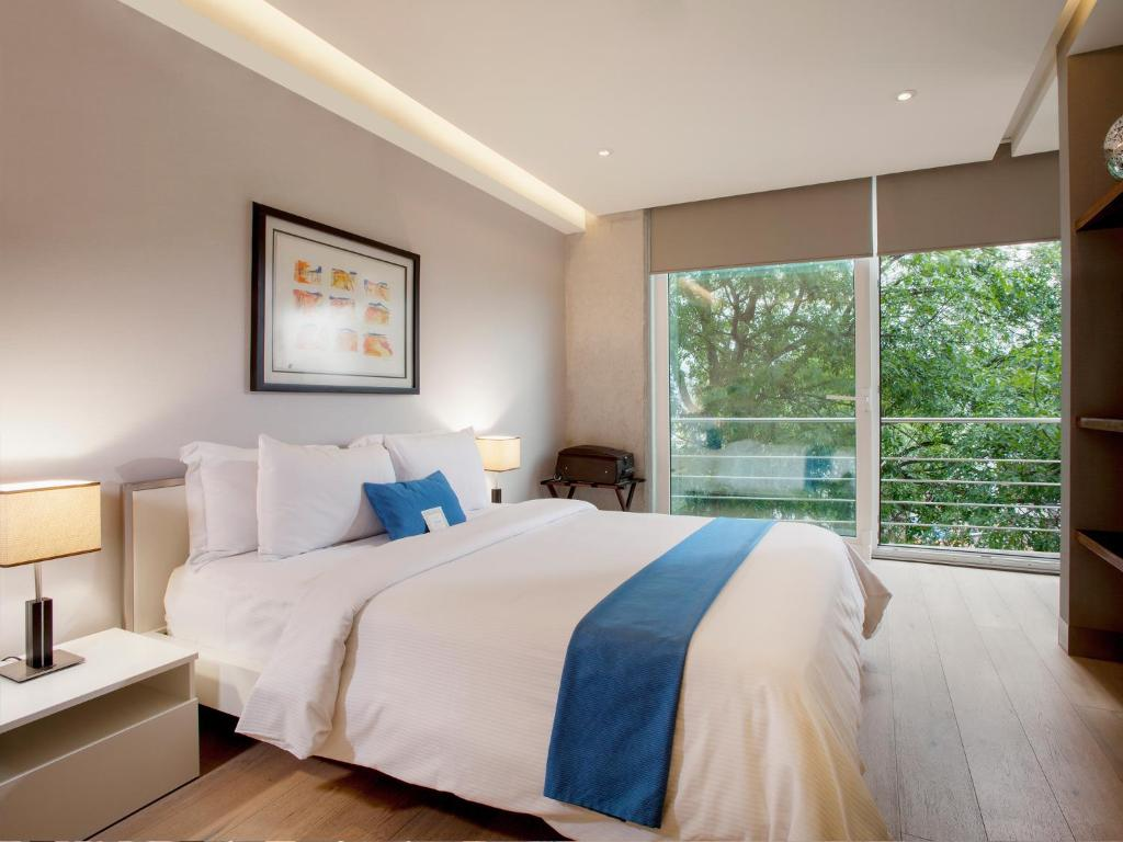 A room at Stara San Angel Inn