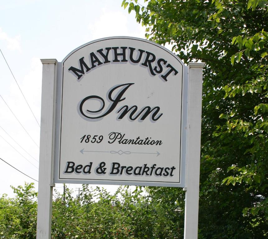 Mayhurst Inn