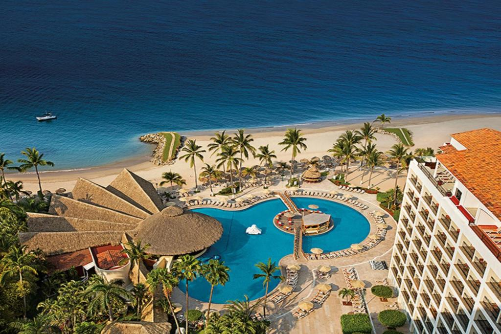 A bird's-eye view of Sunscape Puerto Vallarta Resort