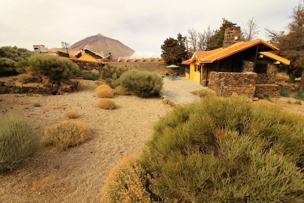 Chalet De Montaña Casa Tajinastes Del Teide España Las