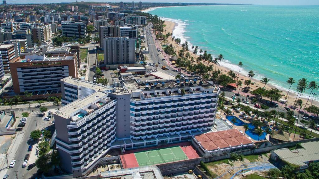 Maceió Atlantic Suites sett ovenfra