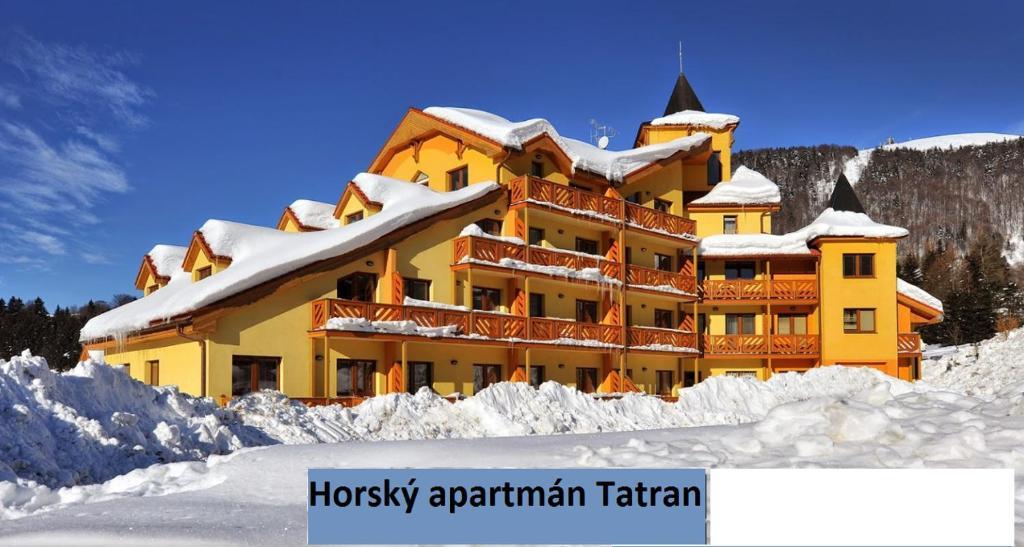 Horský Apartmán Tatran pozimi