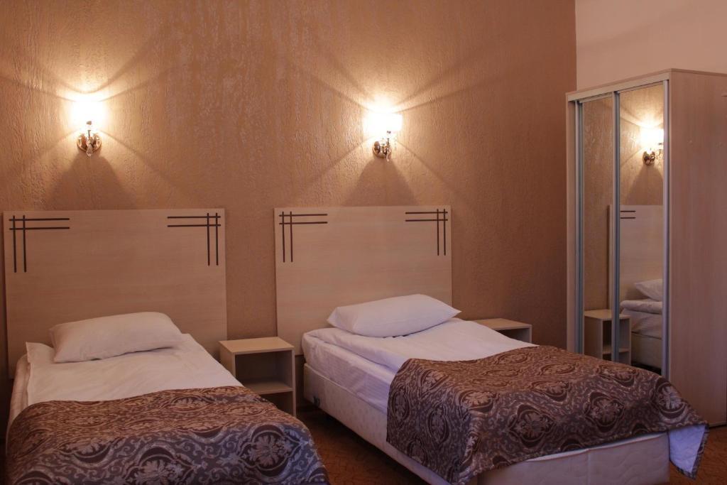 Стандартный двухместный номер с 2 отдельными кроватями: фотография номер 4