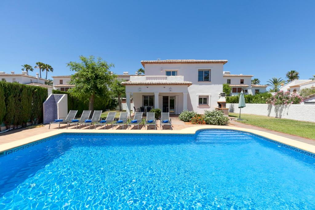 Villa Vicenta, Denia, Spain - Booking.com