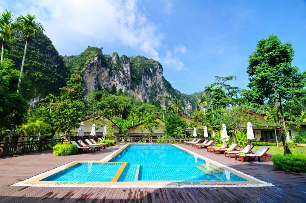 Aonang Phu Petra Resort Ao Nang Beach Thailand Booking Com