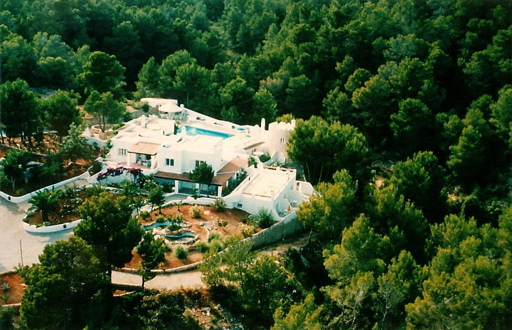 A bird's-eye view of Hacienda Encanto del Rio