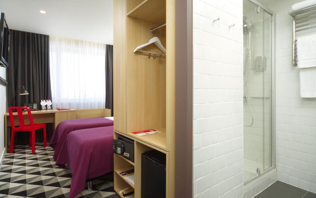 Стандартный двухместный номер SMART с 2 отдельными кроватями: фотография номер 3