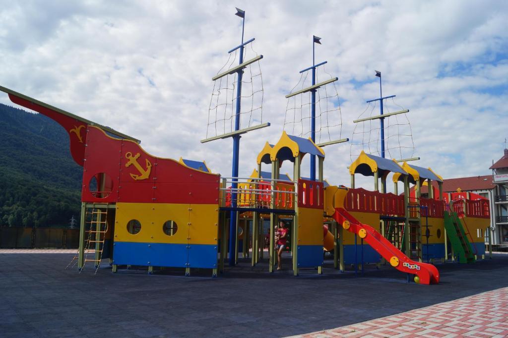 Детская игровая зона в Спа Отель Беларусь