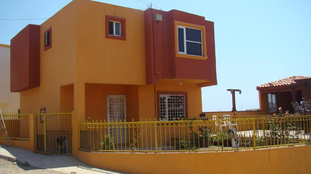 Vacation Home Terraza De Campo Rosarito Mexico Booking Com
