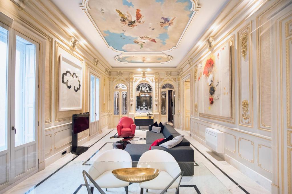 Departamento Palacio Salvetti Suites (España Alicante ...