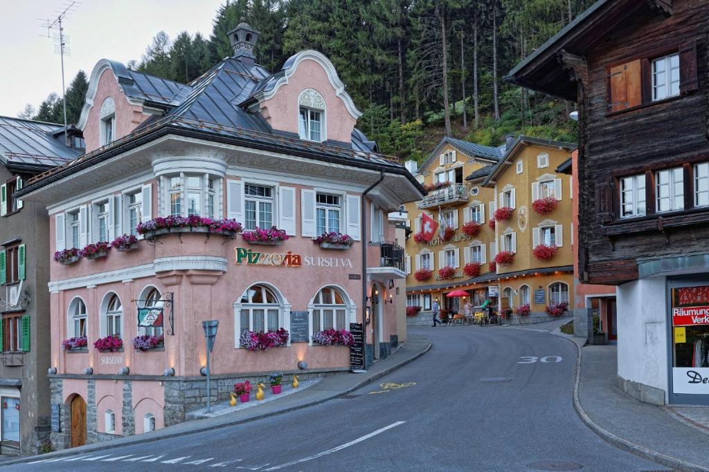 Hotel Restaurant La Furca (Disentis/Mustr) HolidayCheck
