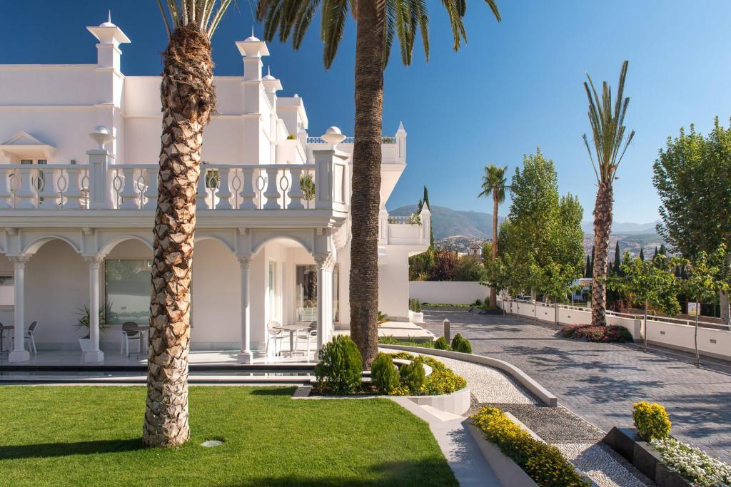 Hotel Quinta Real Granada (España Huétor Vega) - Booking.com