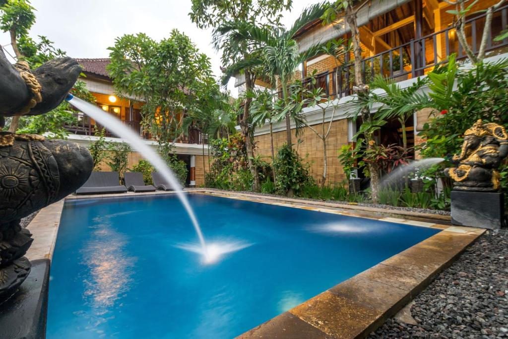 The swimming pool at or close to Tropical Bali Hotel