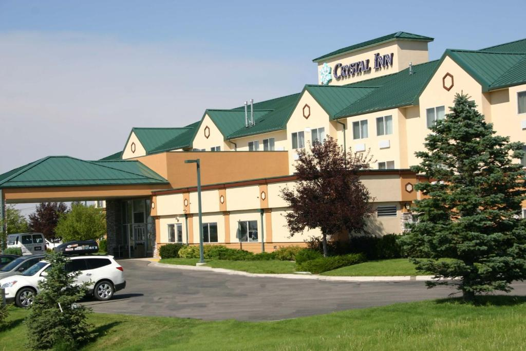 Crystal Inn Hotel & Suites Great Falls.