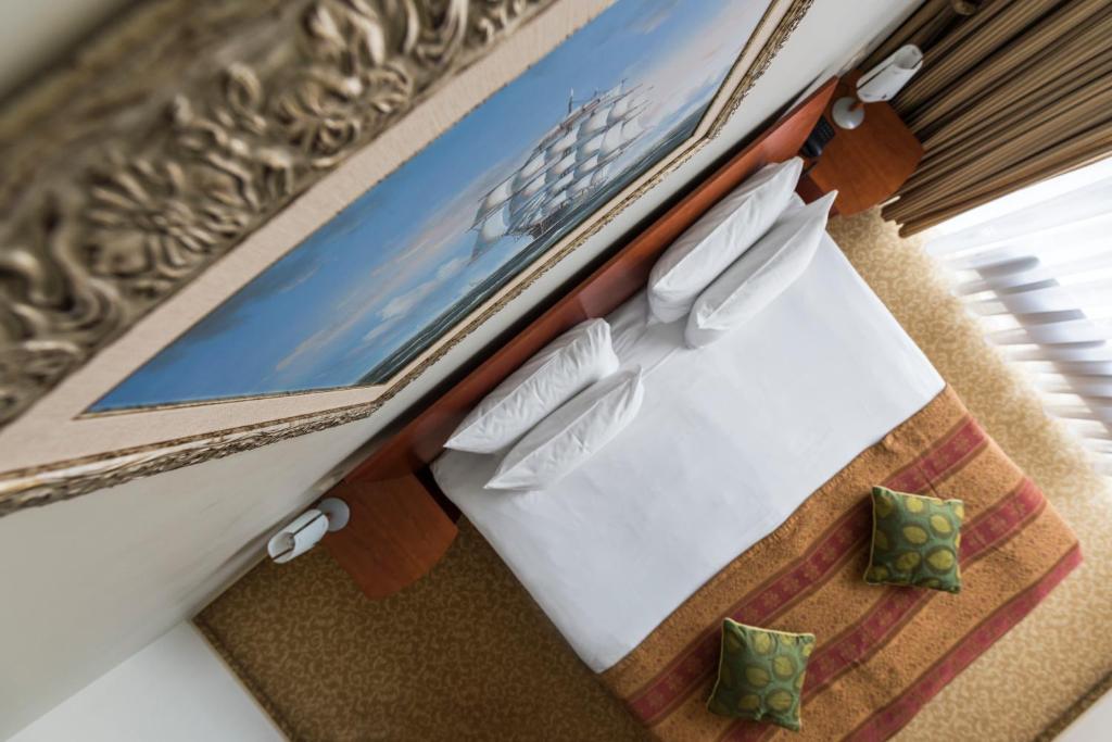 Lova arba lovos apgyvendinimo įstaigoje BEST BALTIC Kaunas