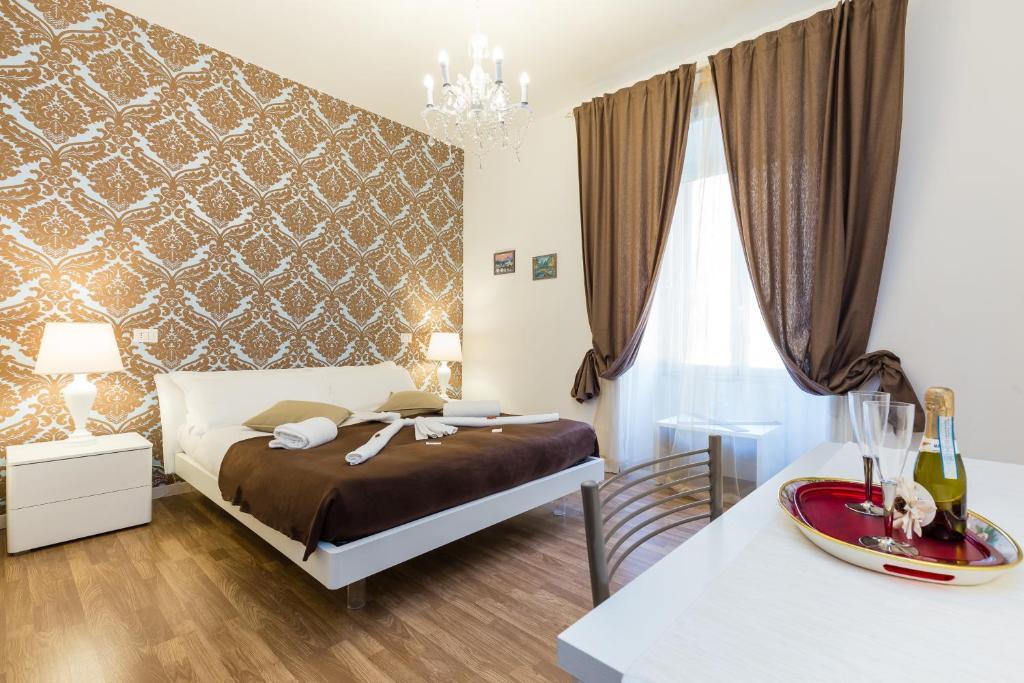 Отели рядом с вокзалом Рима: Rione Monti Suites