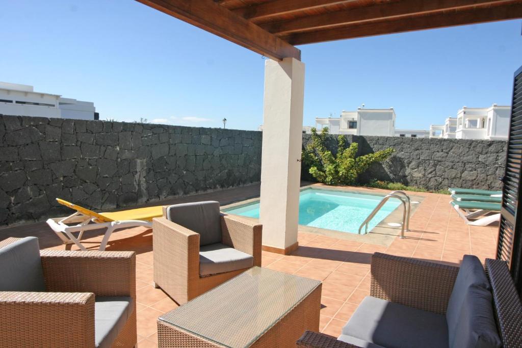 Villa Bermeja (Spanje Playa Blanca) - Booking.com