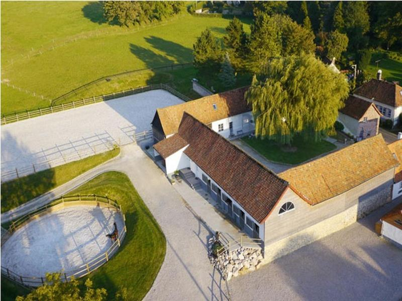 Vue panoramique sur l'établissement Gîtes Casalé Di Vito