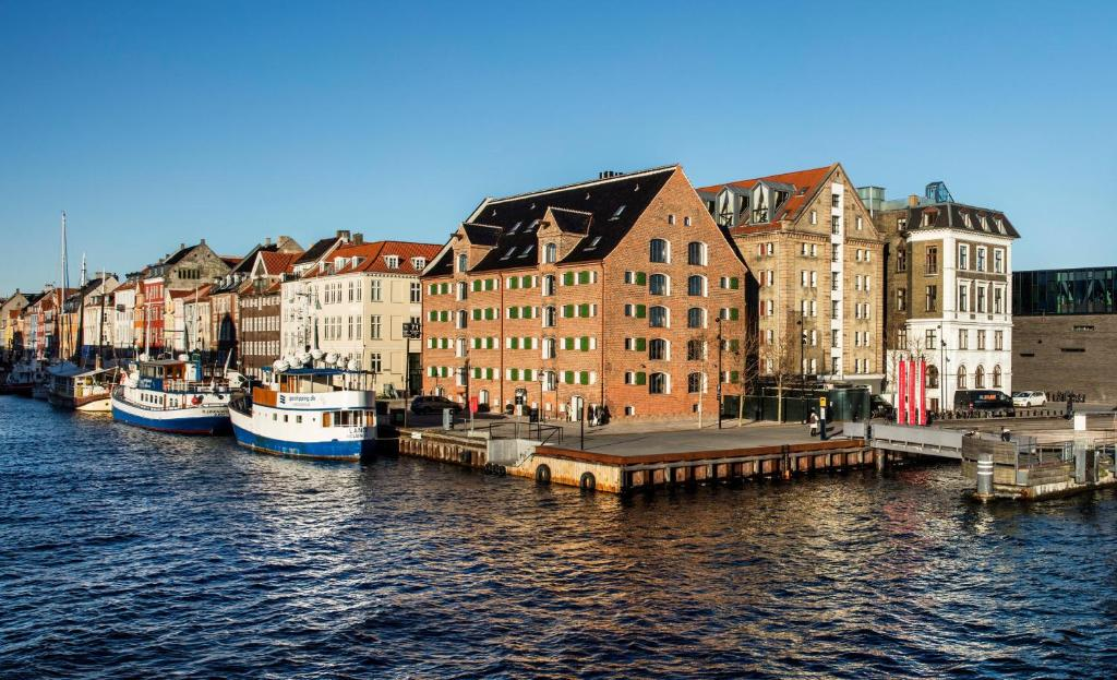 Billedresultat for hotel nyhavn 71