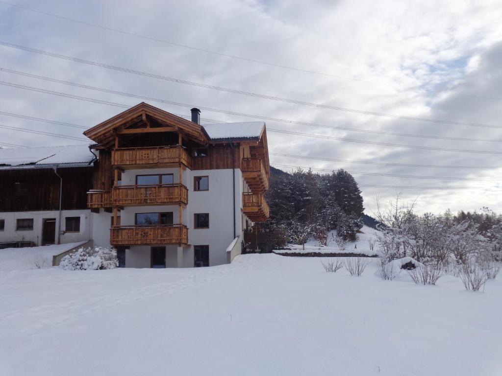 Bucherhof im Winter