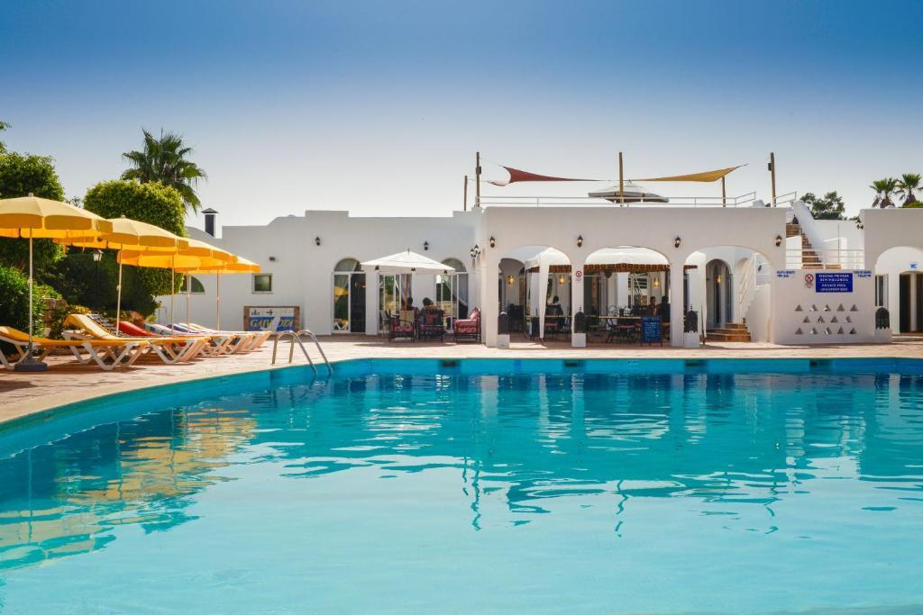 A piscina em ou perto de Vila Gaivota