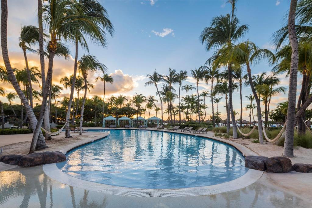 Resort Hilton Aruba Eagle Beach