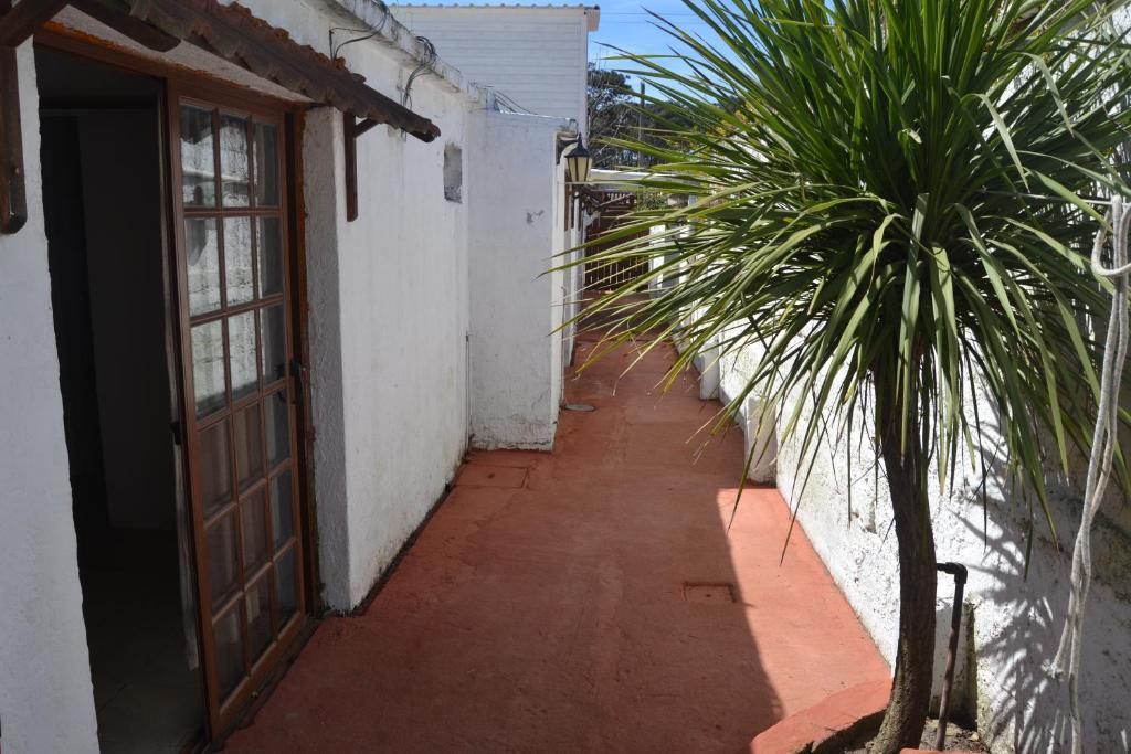 Un balcón o terraza de Apartamentos Flor de Lis