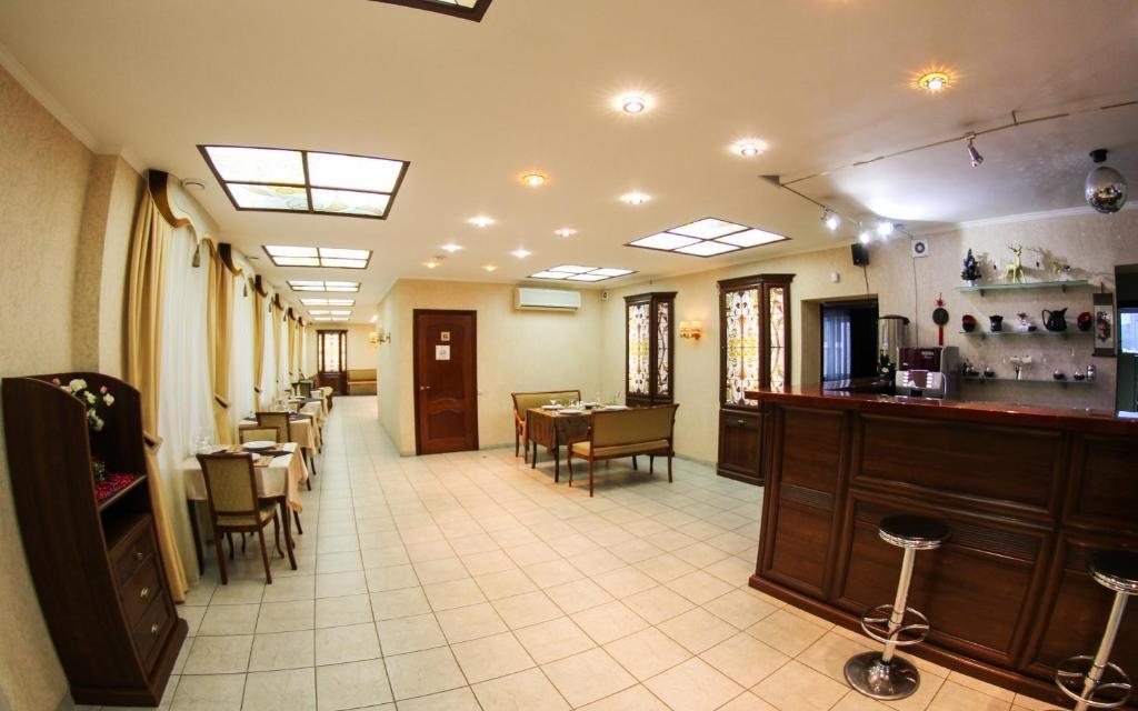 Ресторан / где поесть в Отель «Астерия»