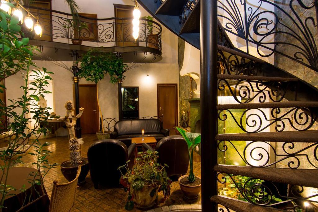 Boutique Villa Mtiebi