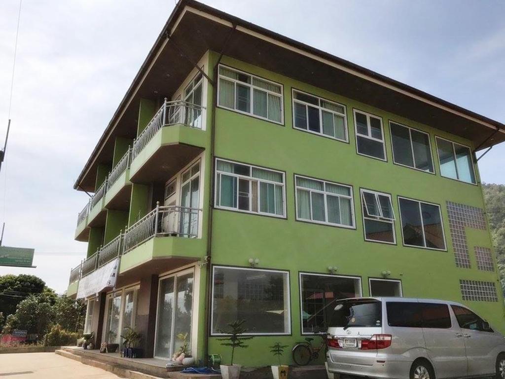 Motel Green House Villa