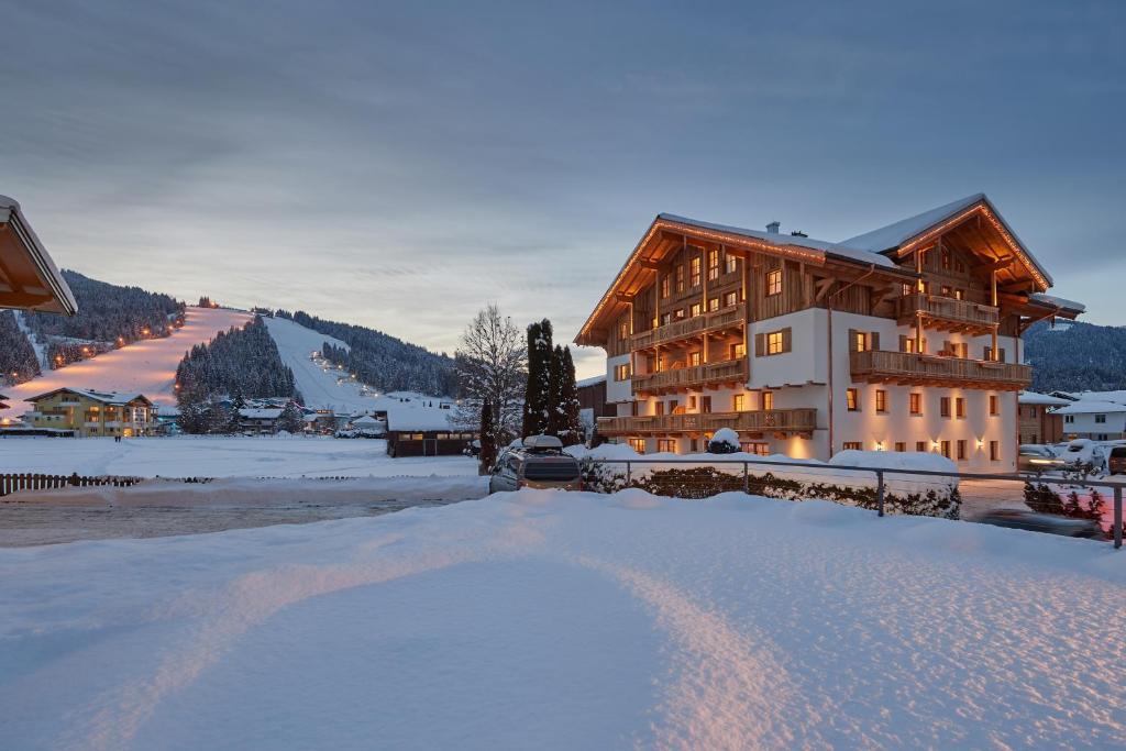 Rainerhof im Winter