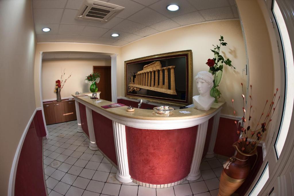 Hall o reception di Il Tempio Di Hera